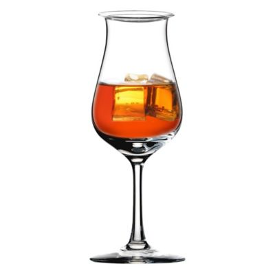 Clear Whisky Glasses