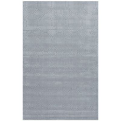 Jaipur Metro Mecara 5-Foot x 8-Foot Area Rug in Grey