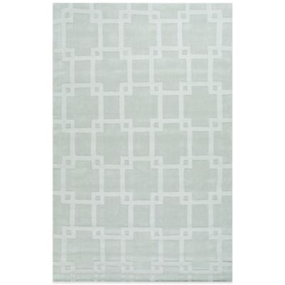 Jaipur Metro Yuri 2-Foot x 3-Foot Area Rug in Blue