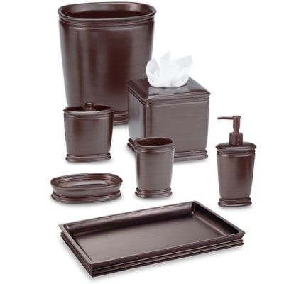Winston Oil Rubbed Bronze Bath Ensemble