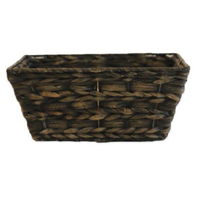 Black Vanity Basket