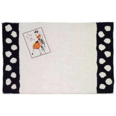 Avanti Couture Girls Bath Rug