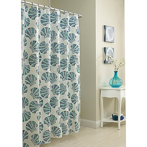 Bed Bath And Beyond Shower Curtain Shells