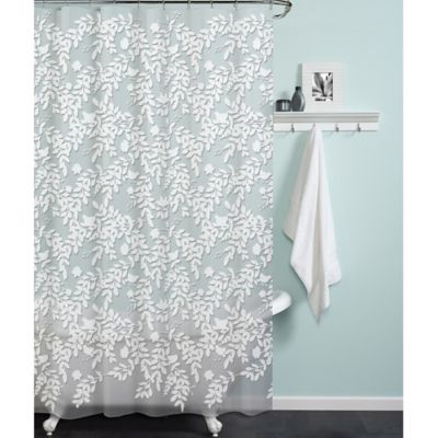 PEVA Silhouette Shower Curtain