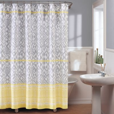 Tikal Shower Curtain
