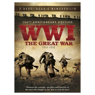 "The Heritage Collection ""WWI The Great War"" DVD"