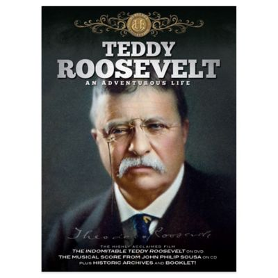 "The Heritage Collection ""Teddy Roosevelt"" DVD"
