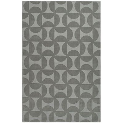 Jaipur Metro Achilles 8-Foot x 11-Foot Area Rug in Grey