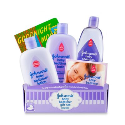 Johnson's® baby bedtime® Keepsake Gift Set™