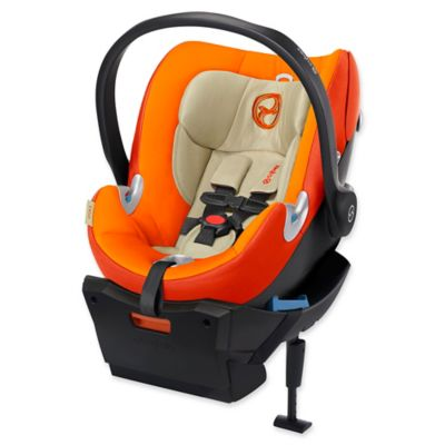 Cybex Aton Q Infant Car Seat in Autumn Gold