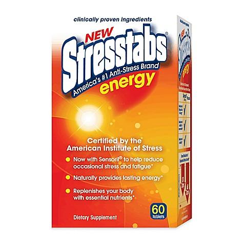 Stresstabs energy reviews