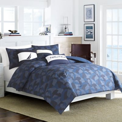 Nautica® Pierson King Duvet Cover Set