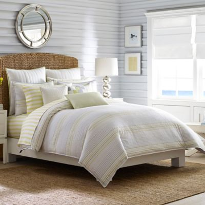Nautica® West Bay Twin Duvet Cover Set