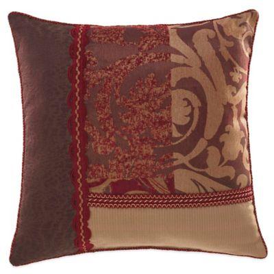 Croscill® Ryland Square Throw Pillow