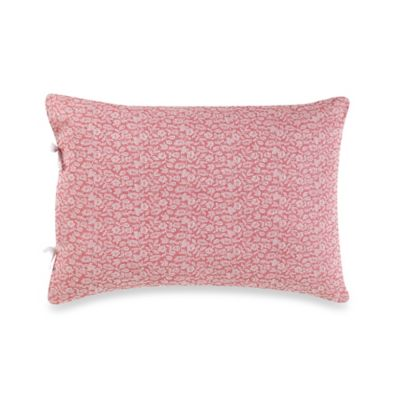Wedgwood® Wild Strawberry Floral Breakfast Throw Pillow