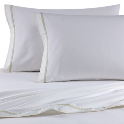 Wedgwood® Wild Strawberry Twin Sheet Set