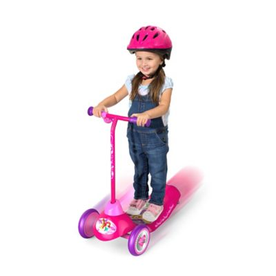 Disney® Princess Safe Start 3-Wheel Electronic Scooter