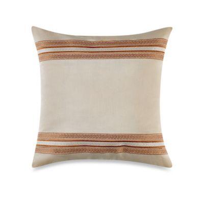 Tommy Bahama® Molokai Stripe Square Throw Pillow