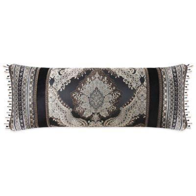 J. Queen New York Onyx Boudoir Throw Pillow