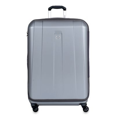 DELSEY Helium Shadow 3.0 29-Inch Spinner in Platinum
