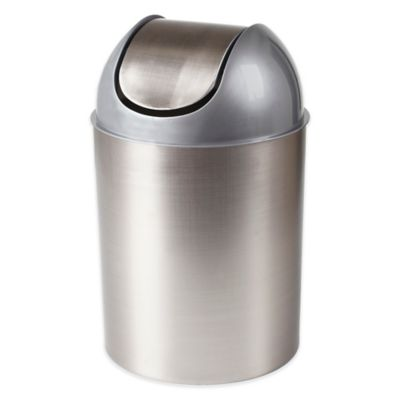 Umbra Mezzo Nickel Trash Can