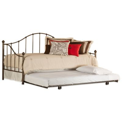 Hillsdale Amy Daybed with Suspension Deck and Roll-Out Trundle