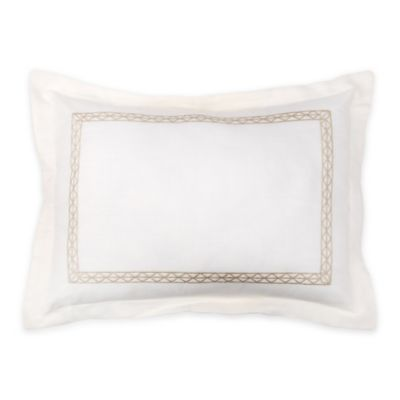 Tommy Bahama® Hanalie Hibiscus Breakfast Throw Pillow in Neutral