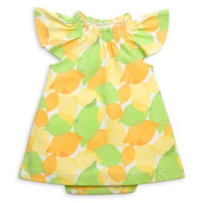 Rosie Pope® Baby Size 6M Citrus Sundress