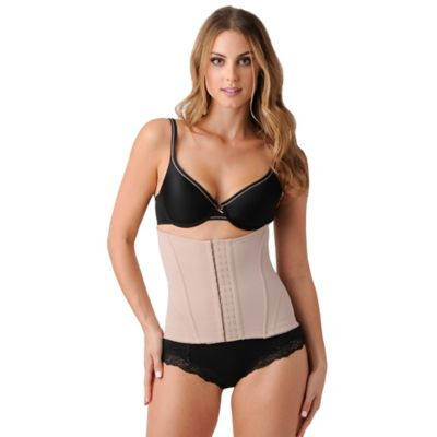 Belly Bandit® Mother Tucker® Size Large Corset in Nude