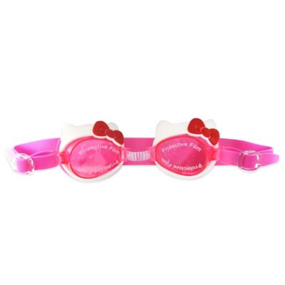 Hello Kitty® Kids' Swim Goggles in Pink
