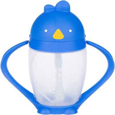 Lollaland® Lollacup 10 oz. Sippy Cup in Brave Blue