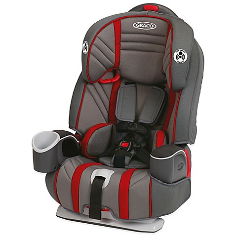buy graco nautilus 3 in 1 booster car seat in garnet from bed bath beyond. Black Bedroom Furniture Sets. Home Design Ideas