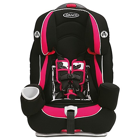 buy graco argos 80 elite 3 in 1 booster car seat in azalea from bed bath beyond. Black Bedroom Furniture Sets. Home Design Ideas