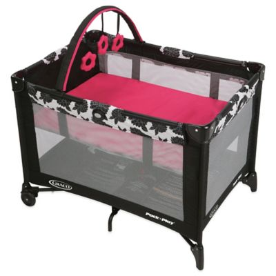 Graco® Pack 'n Play® On-the-Go Travel Playard in Azalea