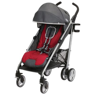 Graco® Breaze™ Click Connect™ Stroller in Chili Red™
