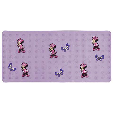 Disney 174 Minnie Mouse Bathtub Mat Buybuy Baby
