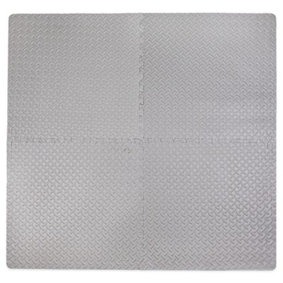 Tadpoles Steel Plate Play Mat in Grey