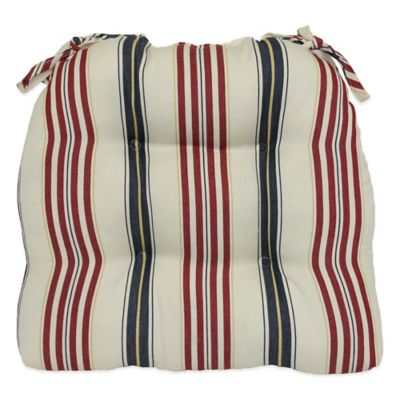 Regatta Stripe Waterfall Chair Pad