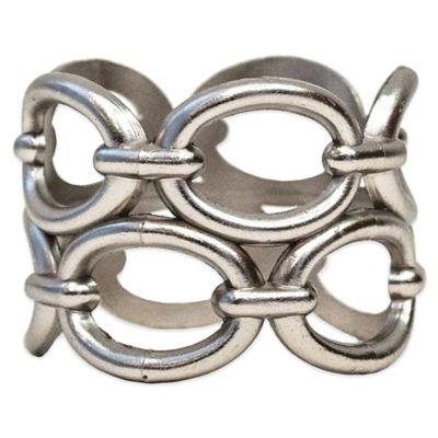 Links Napkin Ring Napkin Rings