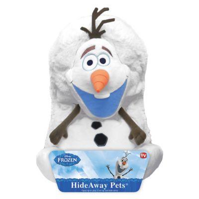 "HideAway Pets™ Disney® ""Frozen"" Olaf Plush Snowman"