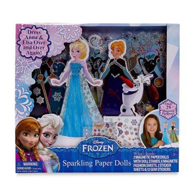 "Disney® ""Frozen"" Sparkling Paper Dolls"
