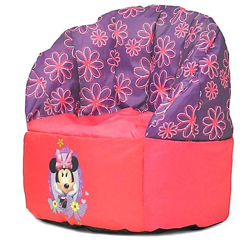 Disney 174 Minnie Mouse Bean Bag Chair Bed Bath Amp Beyond