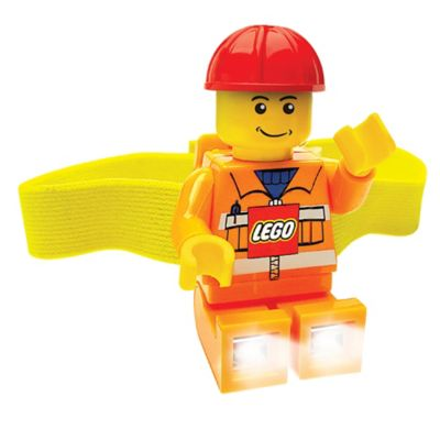 LEGO® Construction Worker Head Lamp