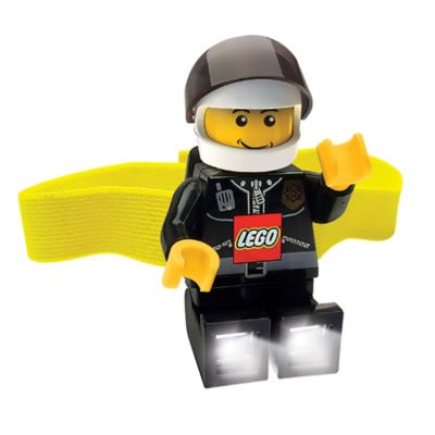 LEGO® Police Officer Head Lamp