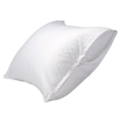 Healthy Nights™ Cotton Stain Repel & Release King Pillow Protector