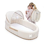 LulyBoo® Baby Lounge To-Go Travel Bed in Natural