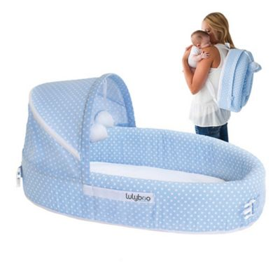 On-The-Go Baby Bedding