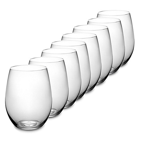 Riedel® O Cabernet/Merlot Wine Tumblers Buy 6 Get 8 Value Set