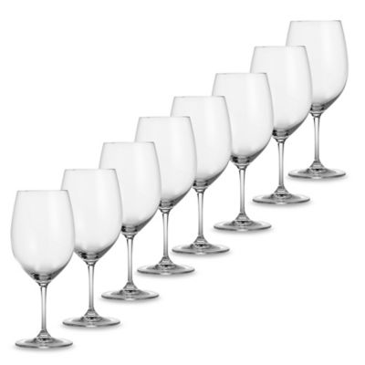 Riedel® Vinum Cabernet Sauvignon/Merlot (Bordeaux) Wine Glasses Buy 6 Get 8 Value Set