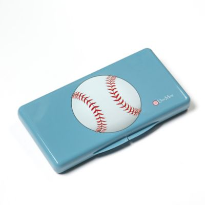 Uber Mom Baseball Wipebox in Blue